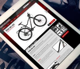Safariland Kona Bike Website